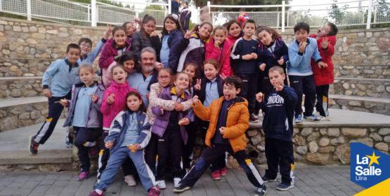 Visita de la Escuela Profesional La Salle de Paterna