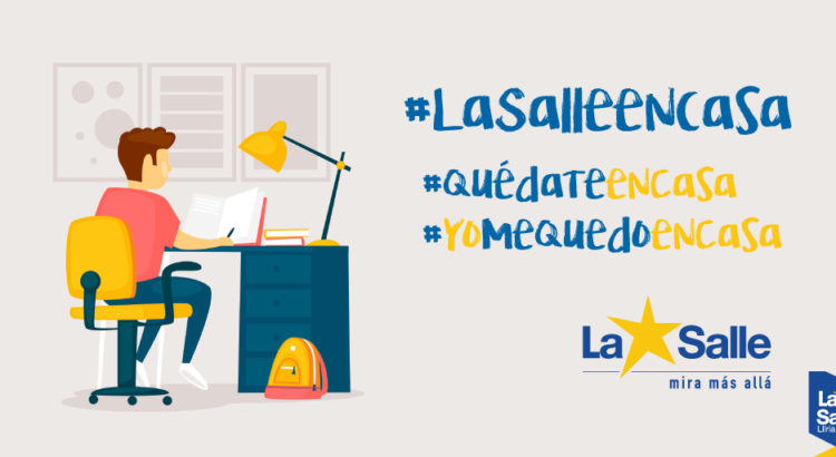 #LaSalleEnCasa