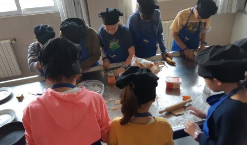 La Salle Gran vía se despide  de una semana de inmersión lingüística
