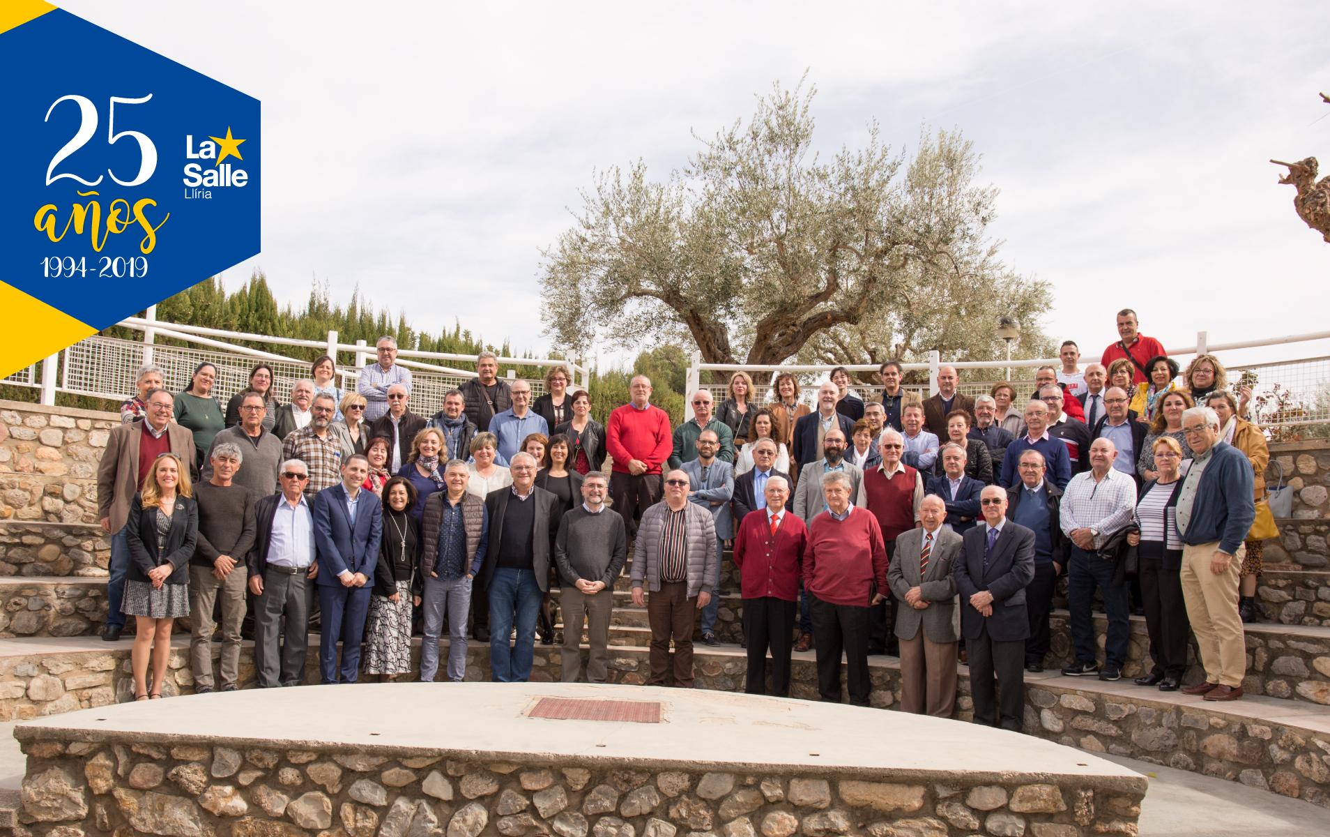 II Encuentro del 25 Aniversario