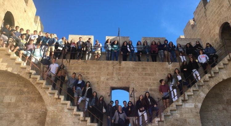 Viaje de fin de Curso del Colegio Summa Aldapeta
