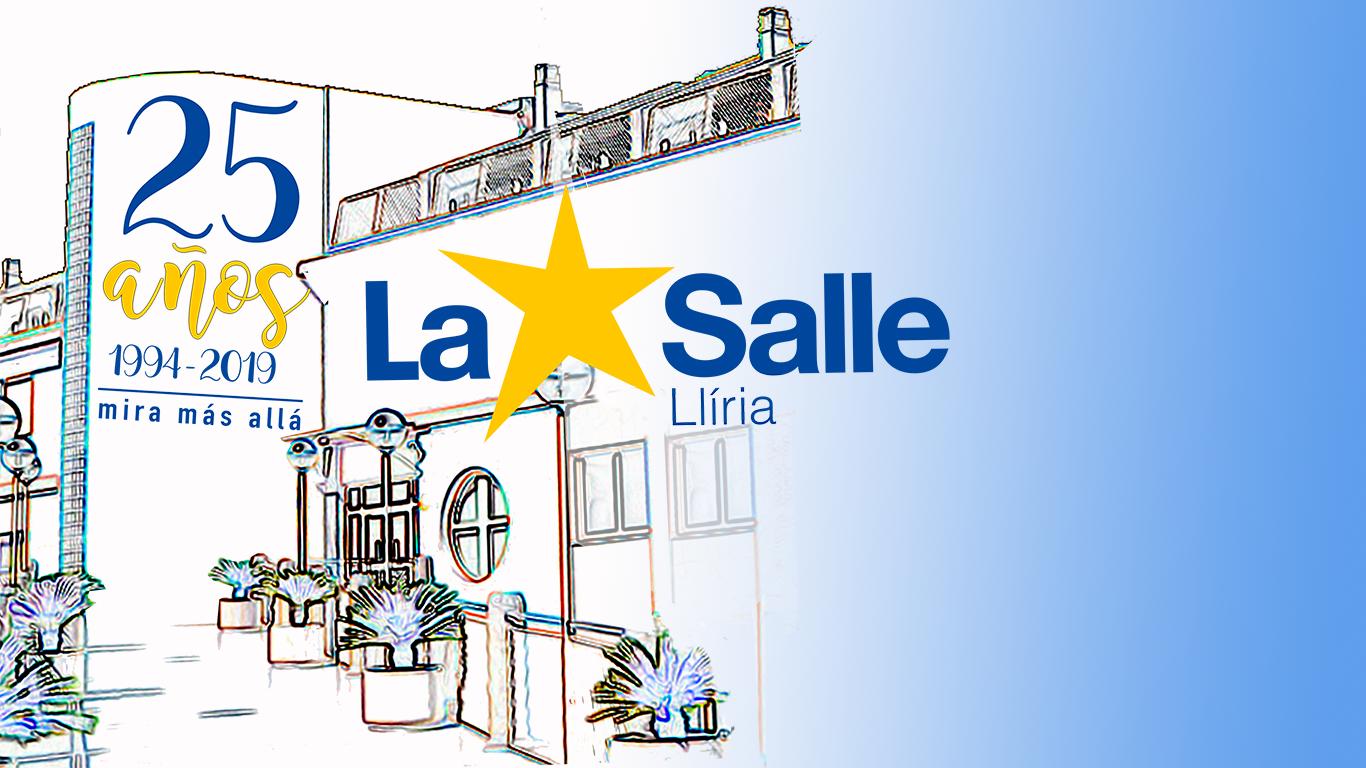 Centro La Salle Llíria cumple 25 años