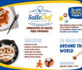 SALLECHEF AROUND THE WORLD  COMIDAS DEL MUNDO