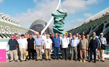 LLiria acoge la Conferencia de Hermanos Visitadores de la RELEM de 2018